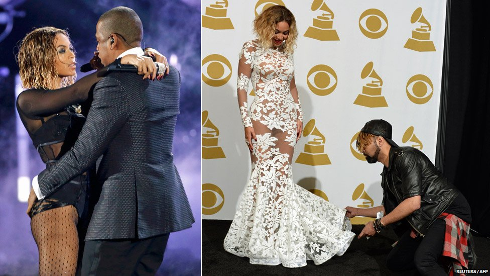 In pictures: Grammy Aw...