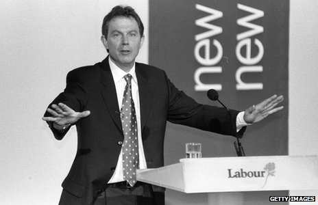 Tony Blair 1997