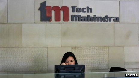 Employee of Tech Mahindra