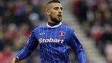 Carlisle United defender Max Ehmer