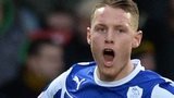 Sheffield Wednesday striker Connor Wickham