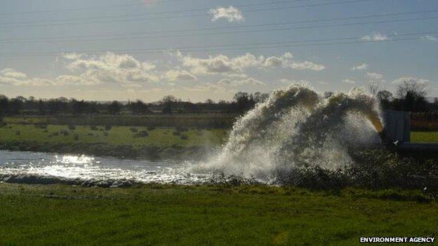 Pumping in Somerset