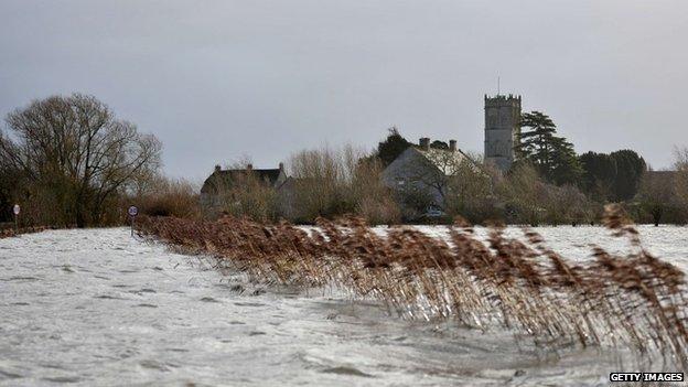 Muchelney, Somerset