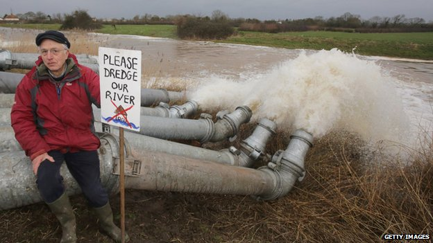 Somerset resident calling for rivers to be dredged