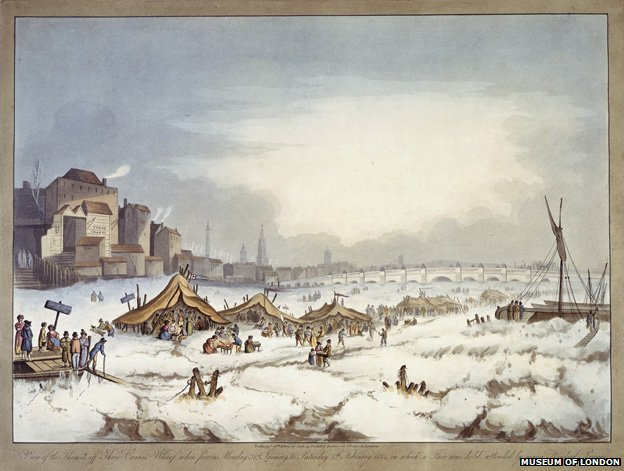 Colour Aquatint 1814