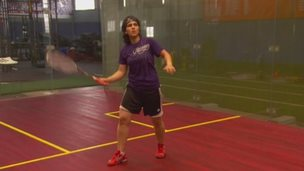 Commonwealth Class - Maria Toorpakai Wazir: Girls in Sport