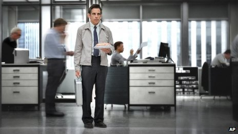 Ben Stiller as Walter Mitty
