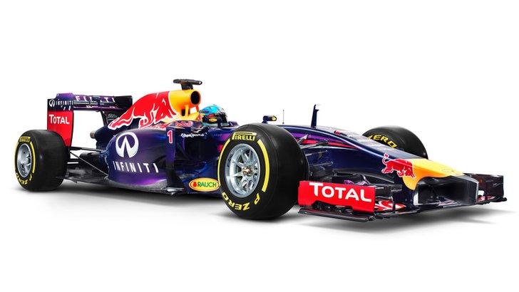 New Red Bull