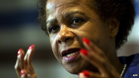 Mamphela Ramphele (file photo)