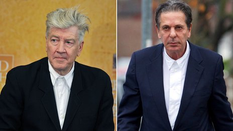 David Lynch; Charles Saatchi