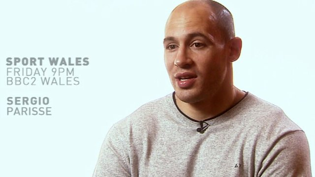 Sport Wales: The Sergio Parisse interview