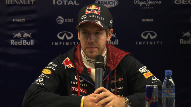 Red Bull star Sebastien Vettel