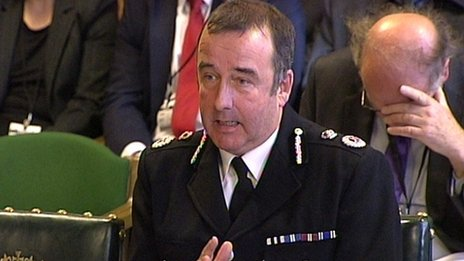 Chief Constable Martin Richards