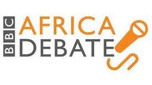 Africa Debate banner