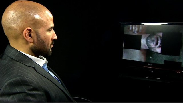 Sunny Hundal watches images from Syria