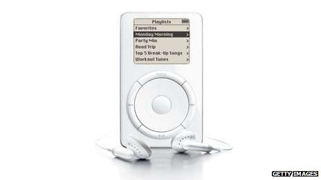 iPod first generation