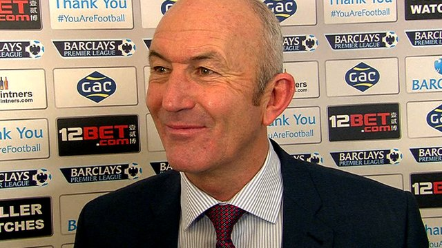 Tony Pulis praises match-winner Jason Puncheon after Crystal Palace's 1-0 win over Hull