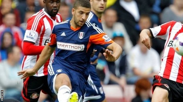 Fulham's Adel Taraabt