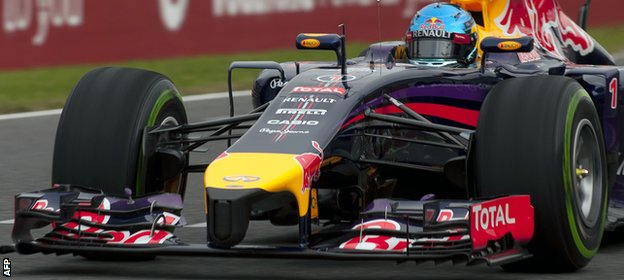 Red Bull have opted for this design as they look to continue their dominance