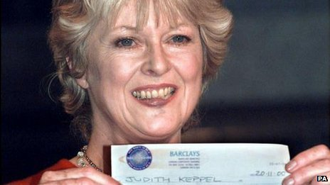 Judith Keppel