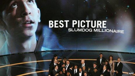 Slumdog Millionaire wins best picture at 2009 Oscars