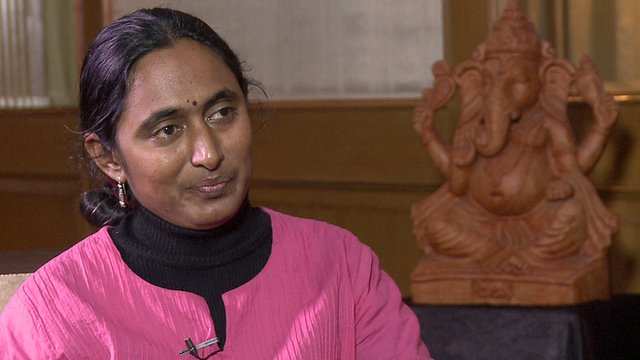 Secretary of All India Progressive Women's Association, Kavita Krishnan