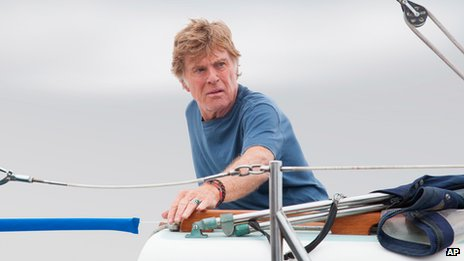 Robert Redford in JC Chandor's All Is Lost
