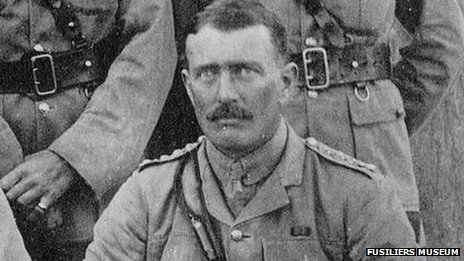 Major Cuthbert Bromley