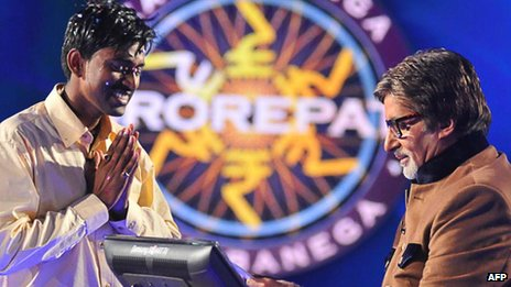 India's Who Wants To Be a Millionaire hosted by Amitabh Bachchan