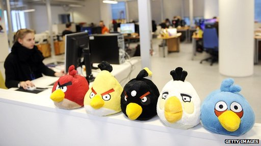 Rovio offices