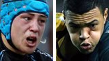 Jack Nowell and Luther Burrell