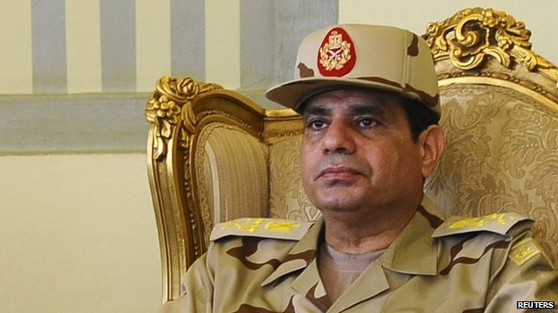 General Abdul Fattah al-Sisi (May 2013)