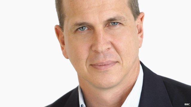 Peter Greste