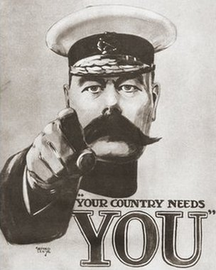 Lord Kitchener S Role In Ww