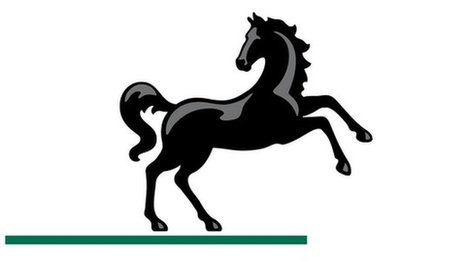 Lloyds Banking Group horse logo