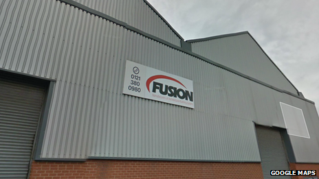 Fusion Architectural Building Systems Ltd