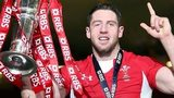 Wales match-winner Alex Cuthbert