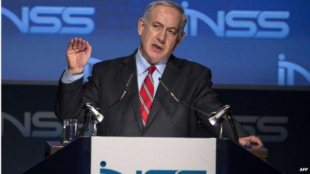 Benjamin Netanyahu (28/01/14)