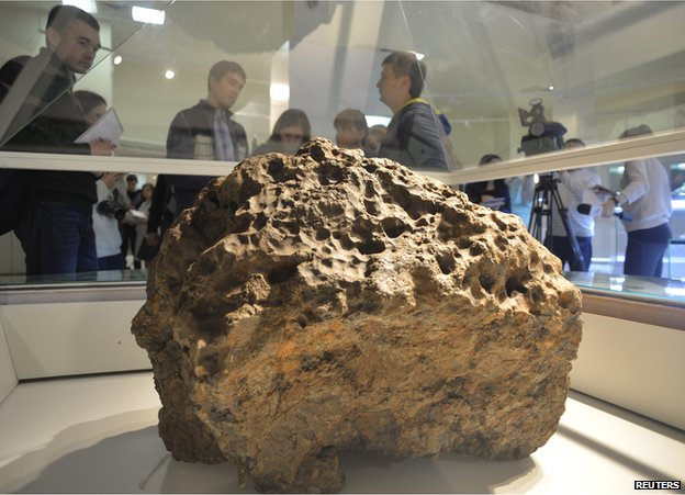 Part of Chelyabinsk meteorite