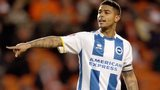 Brighton midfielder Liam Bridcutt