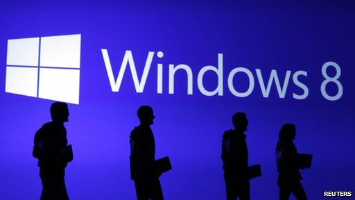 Windows 8 launch