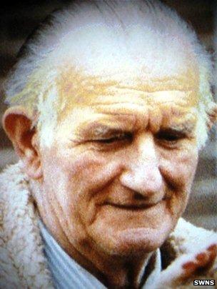 Alexander Gartshore