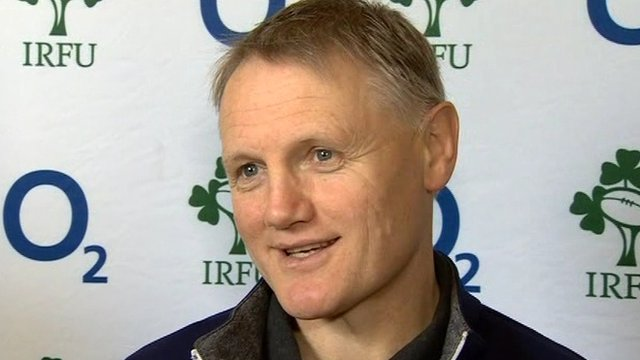 "Ireland coach Joe Schmidt says he is ""nervous"" ahead of the start of the Six Nations"