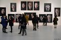 Large scale photographs by Iraninan-born artist and filmmaker Shirin Neshat in New York