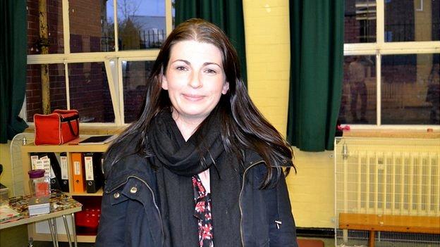 Vicky McGowan