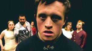Cast of Hamlet