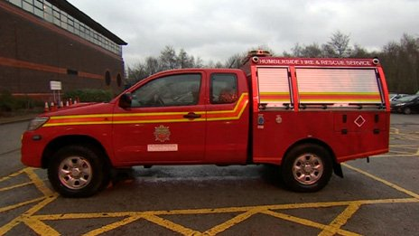 Small Fire Unit