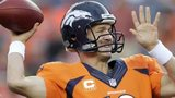 Peyton Manning of the Denver Broncos will be hoping to win his second Super Bowl