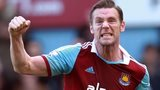 West Ham captain Kevin Nolan