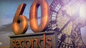 60 seconds logo